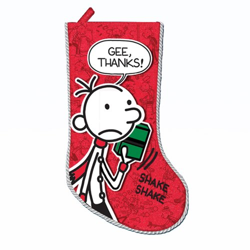 Diary of a Wimpy Kid Boy's Christmas Stocking