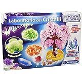 Clementoni 13195 - Il Laboratorio dei Cristalli