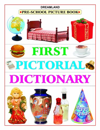 First Pictorial Dictionary (Pre-School Picture Books) Image