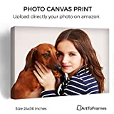 ArtToFrames Photo To Canvas Gallery Wrap 1.5 Inch - 24x36