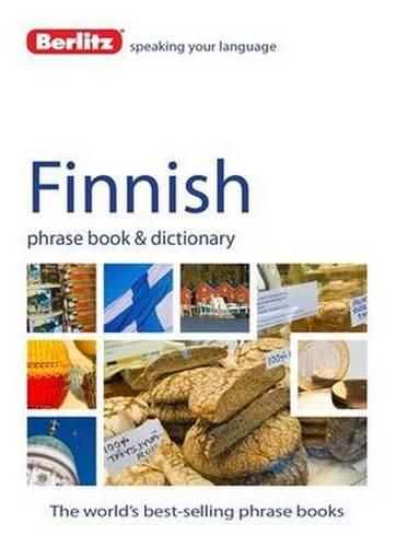 Berlitz Language: Finnish Phrase Book & Dictionary (Berlitz Phrasebooks)