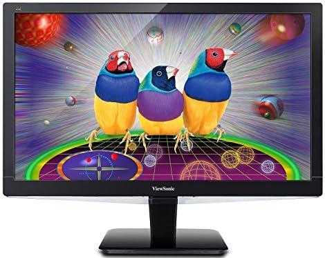 ViewSonic 23.6インチ 4K(3840x2160)液晶ディスプレイ(PLS / ブルーライト低減 / フリッカーフリー / sRGBカバー率100% /3年保証(パネル・バックライト含)/ブラック)  VX2475Smhl-4K