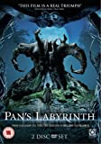 Pan's Labyrinth (2 Disc Set) [2006] [DVD] - Guillermo Del Toro