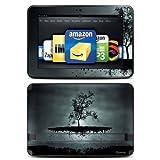 """DecalGirl Skin (autocollant) pour Kindle Fire HD 8,9"""" - """"Flying Tree Black"""" (compatible uniquement avec Kindle Fire HD 8,9"""")"""