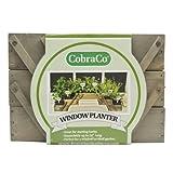CobraCo WINPLNTR13 Expandable Window Planter