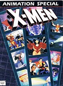 X Men: Animation Special (Marvel Graphic Novel) by Danny Fingeroth, Larry Parr, Bob Budiansky and Marvel Productions