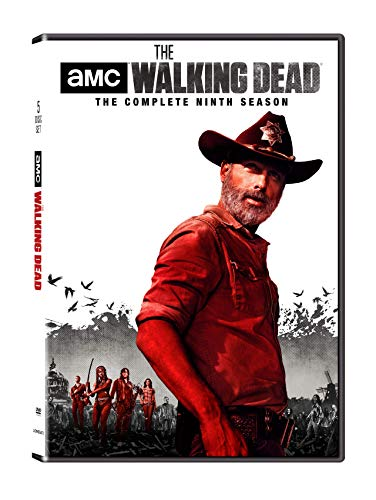 DVD : Walking Dead: Season 9 (5 Discos)