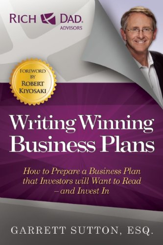 Corporation business plan