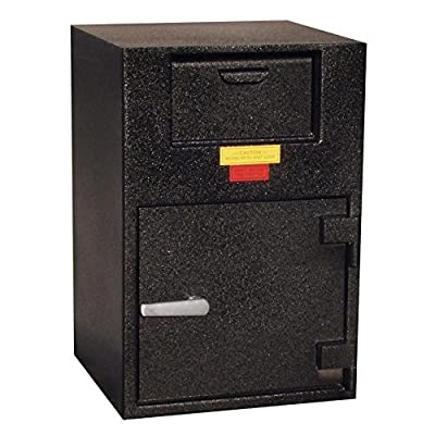 """Cash Control Depository Safe Features: Front Load Depository, Size: 20"""" x 20"""""""