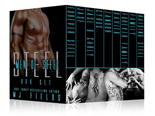 The Men Of Steel Anthology by MJ Fields ebook deal