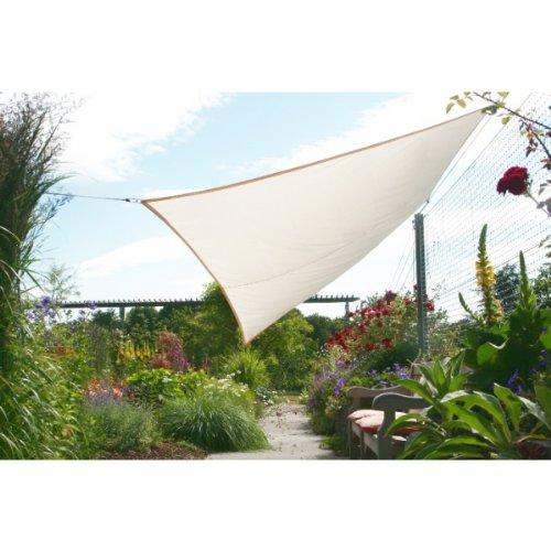 Floracord 06-77-07-38 - Vela de sombra para patio, beige
