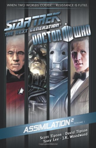 Anyone read Star Trek Doctor Who Assimilation 2 Comic book?  51UEJvgtnIL