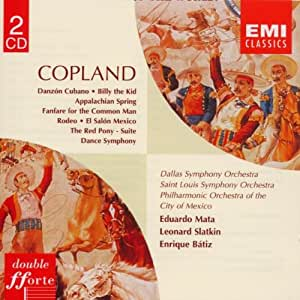 Copland: Orchestral Music