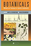 img - for Botanicals: Methods and Techniques for Quality & Authenticity book / textbook / text book