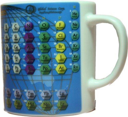 周期表マグカップ