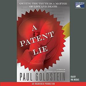 A Patent Lie Hörbuch