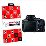 Scratchgard Ultra Clear Protector Screen Guard for Nikon CP P900