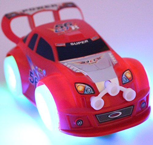 Techege Toys Red car