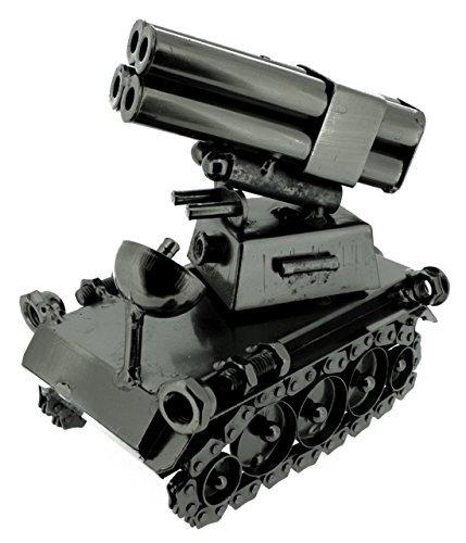 Nut & Bolt Missile Tank