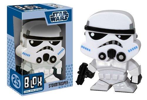 "Stormtrooper: ~6.25"" Funko Star Wars Blox Vinyl Figure"