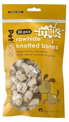 petface-rawhide-knotted-bone-milk-flavour-20pk