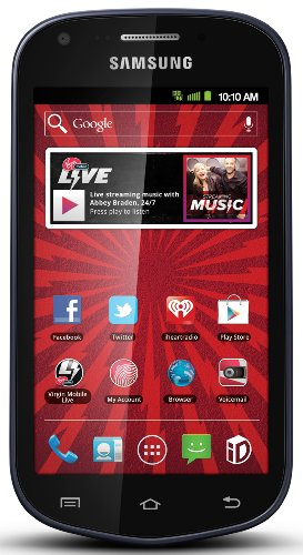Samsung Galaxy Reverb Prepaid Android Phone (Virgin