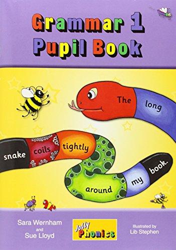 Jolly grammar. Pupil book. Per la Scuola elementare: 1 (Jolly Grammar 1)