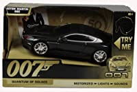 James Bond 50th Anniversary! Aston Martin DBS - Motorised Light & Sound