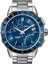 Timex Intelligent Quartz T2N501 Mens SL Series FlyBack Chronograph Watch
