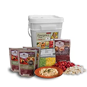 Wise Company Emergency Food Variety Pack (104-Serving) by Wise Company