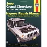 Haynes Repair Manual (Jeep Grand Cherokee 1993-2000) ~ John Haynes