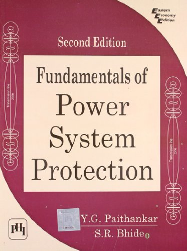 fundamentals of power system protection by paithankar pdf download