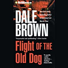 Flight of the Old Dog Audiobook by Dale Brown Narrated by Richard Allen