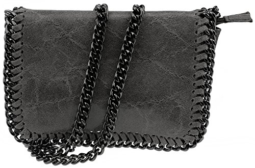 bag2basics-womens-jolene-shoulder-bag-gray-grey