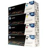 Genuine HP CB540A, CB541A, CB542A,
