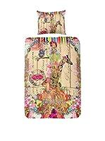 Melli Mello Juego De Funda Nórdica (Beige/Multicolor)