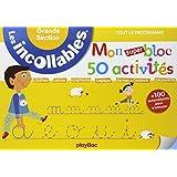 Incollables - Mon super bloc 50 activités Grande Section