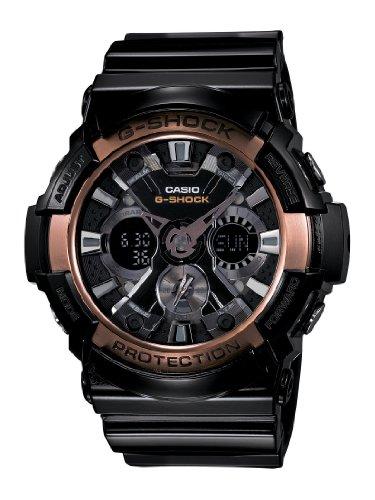 Casio Men'S Ga200Rg-1A G-Shock Black Watch