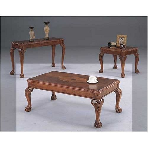 Buy Low Price Ball Claw Foot Design Coffee Table By Coaster Furniture Vf Az01 13366 Coffee