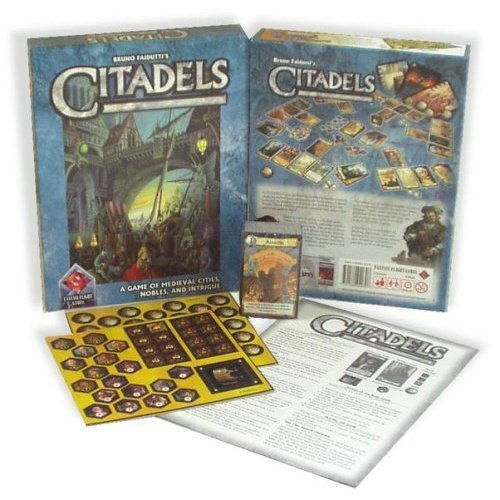 Click to buy Citadels board game from Amazon!