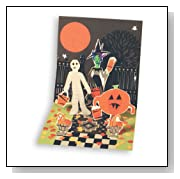 Trick or Treat Pop up Halloween Card