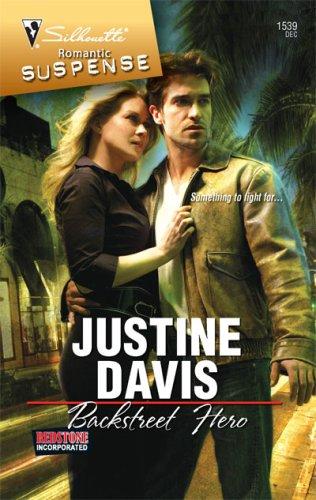 Image of Backstreet Hero (Silhouette Romantic Suspense)