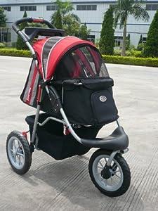 ... Trailer Buggy Comfort EFA Innopet (Black): Amazon.co.uk: Pet Supplies