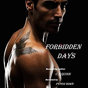 Forbidden Days Audiobook