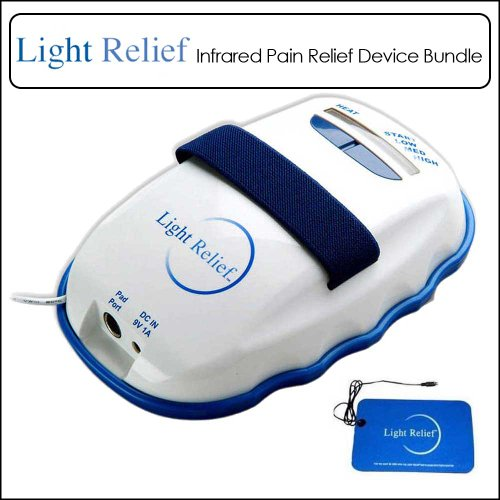 Light Relief Infrared Pain Relief Device 90lr15lr01