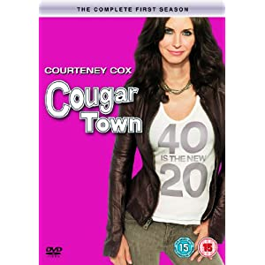 CougarTown S1 [Import anglais]