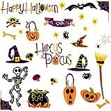51UEjpRYuCL. SL500 SS160  RoomMates Happy Halloween Peel & Stick Wall Decals   $12.99!