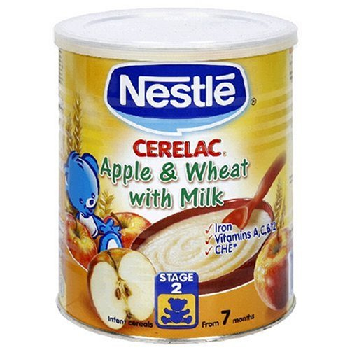 Nestle Cerelac Apple 400g (England) Picture