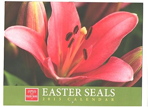 2015 Easter Seals Wall Calendar (Easter Seals Calendar 2015 compare prices)
