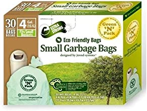 Small Garbage Bags 30 Count
